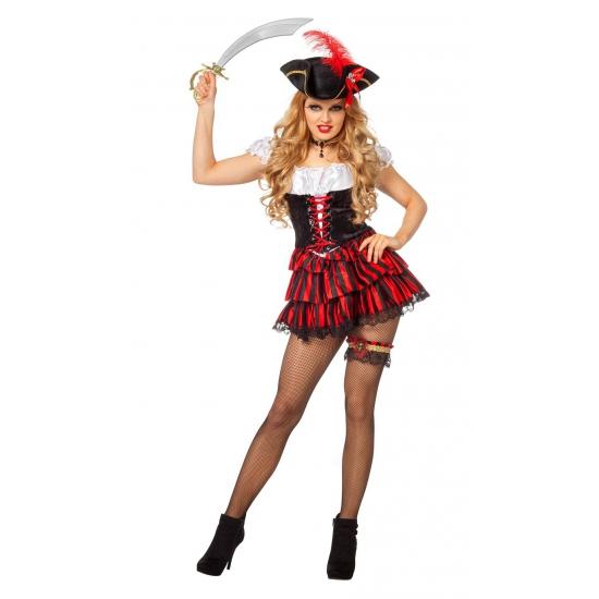 076429701e6b15 Carnavalskleding piraten jurk dames bij Kostuum Voordeel altijd het ...